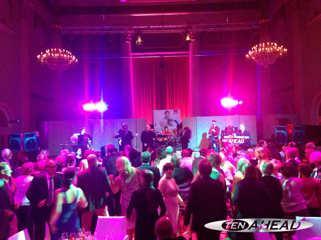Liveband Baden-Baden , Coverband,  Partyband, ten ahead, koeln, Köln, NRW, medi