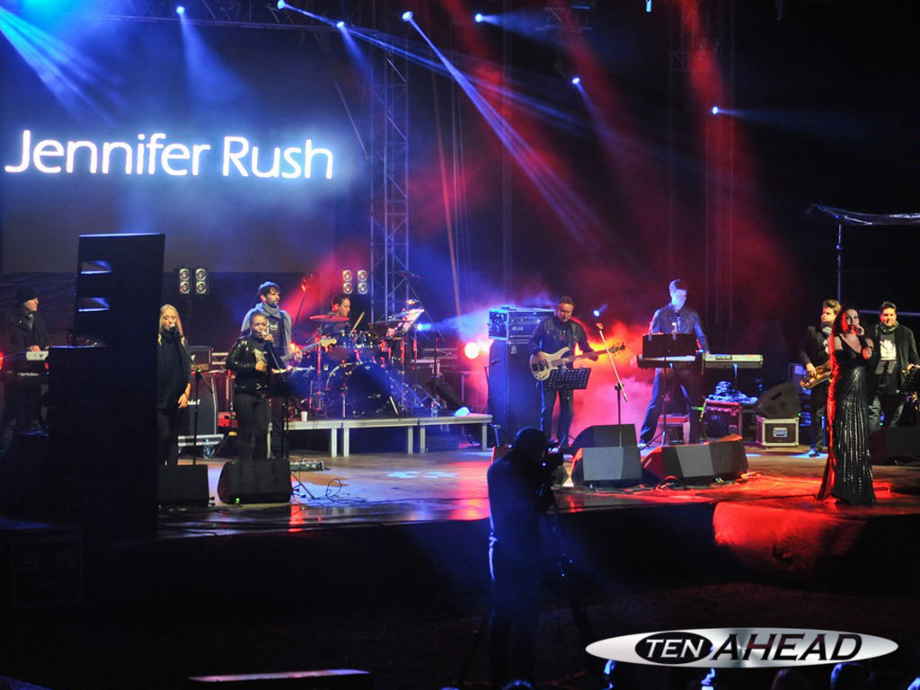 Liveband, Coverband, Partyband, ten ahead, koeln, Köln, NRW, Jennifer Rush, Polen
