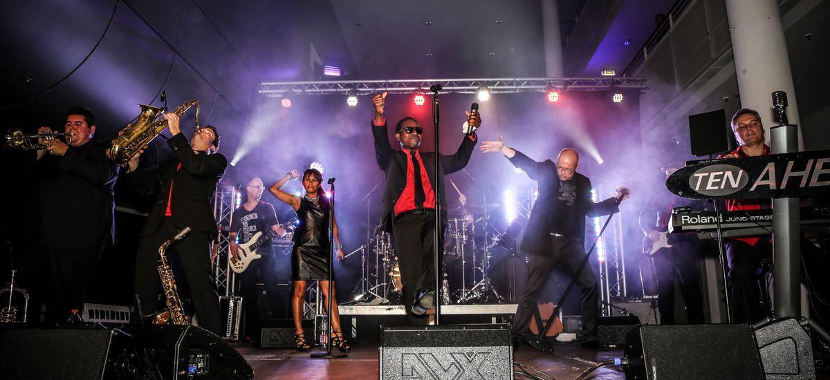 Liveband Köln, Coverband NRW, Partyband, Tanzband, Showband Deutschland