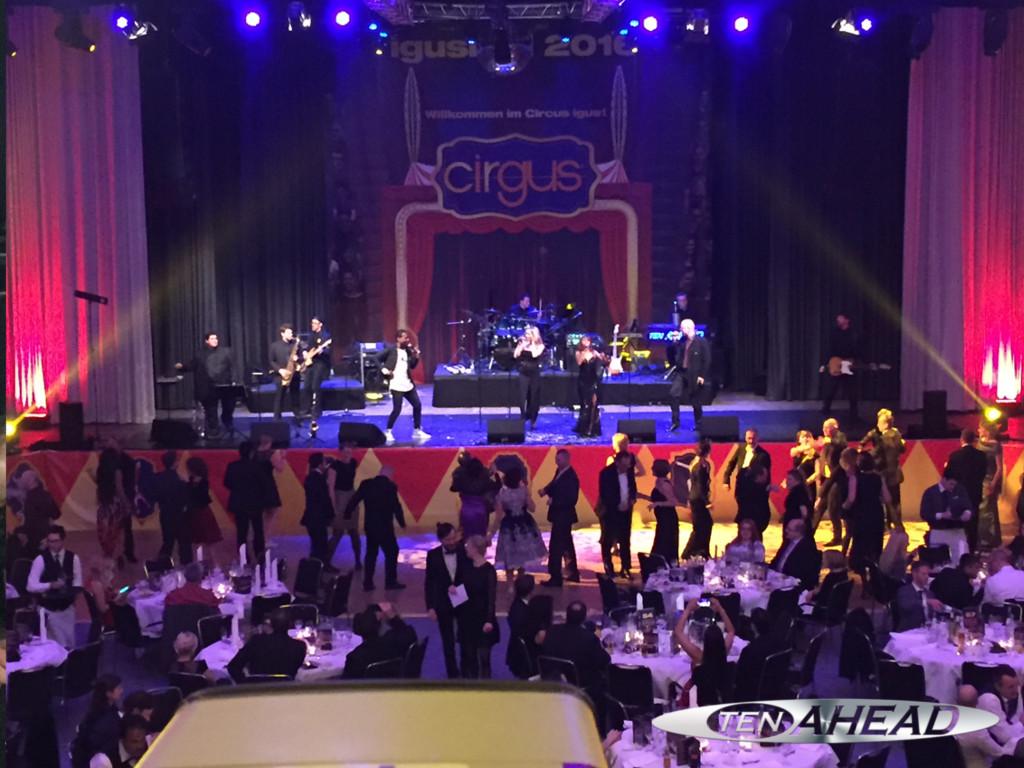 Liveband Bonn, Showband Deutschland, Coverband NRW, Partyband NRW, tenahead, Top40 Coverband, Brings