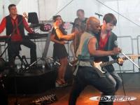 Liveband und Partyband Ten Ahead...