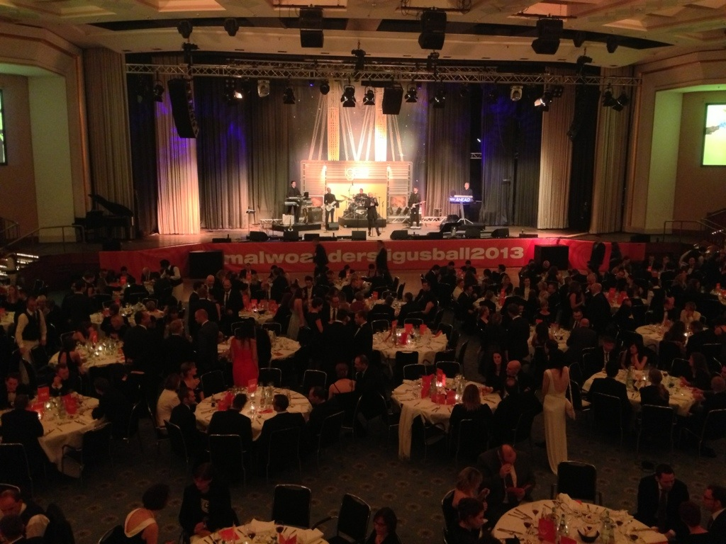 Liveband Bonn, Partyband NRW, Coverband Köln