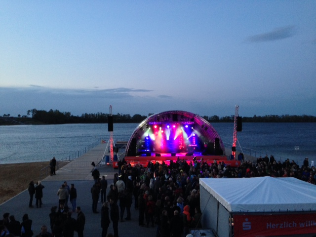 Liveband, Coverband, Partyband, ten ahead, koeln, Köln, NRW, zuelpich, laga, landesgartenschau 2014