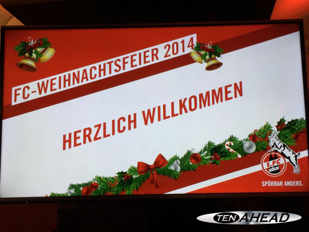 Liveband, Coverband, Partyband, ten ahead, tenahead, koeln, Köln, NRW, 1. FC Köln, Bundesliga, Alter Wartesaal
