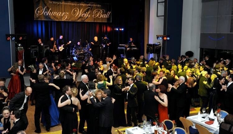 live-band, partyband, liveband, coverband, dillingen, schwarz weiss ball