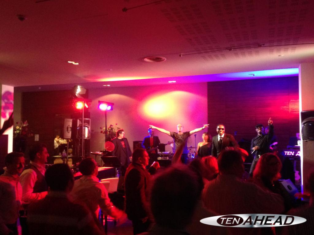 Liveband, Coverband, Partyband, ten ahead, koeln, Köln, NRW, medi, baden baden