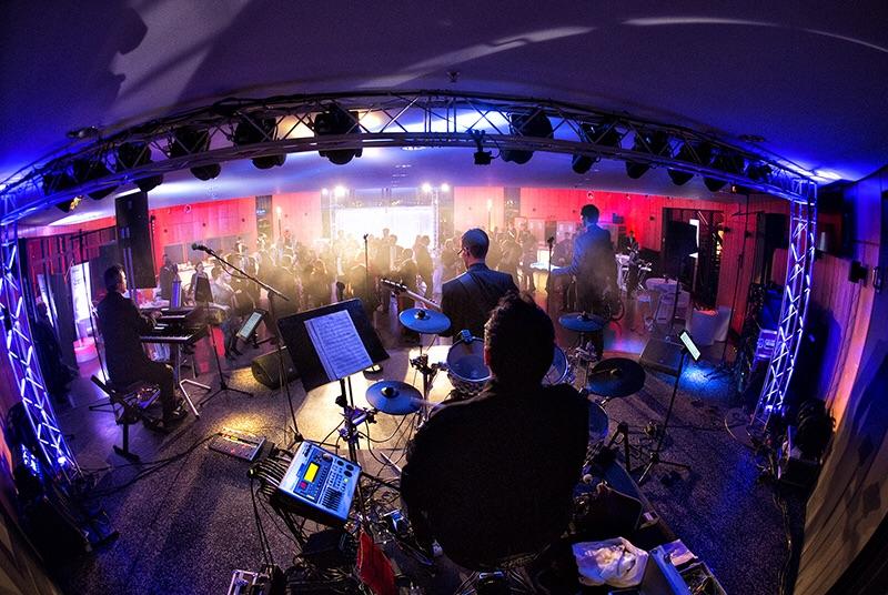 Liveband, Coverband,  Partyband, ten ahead, tenahead,Azur Awards, Hamburg