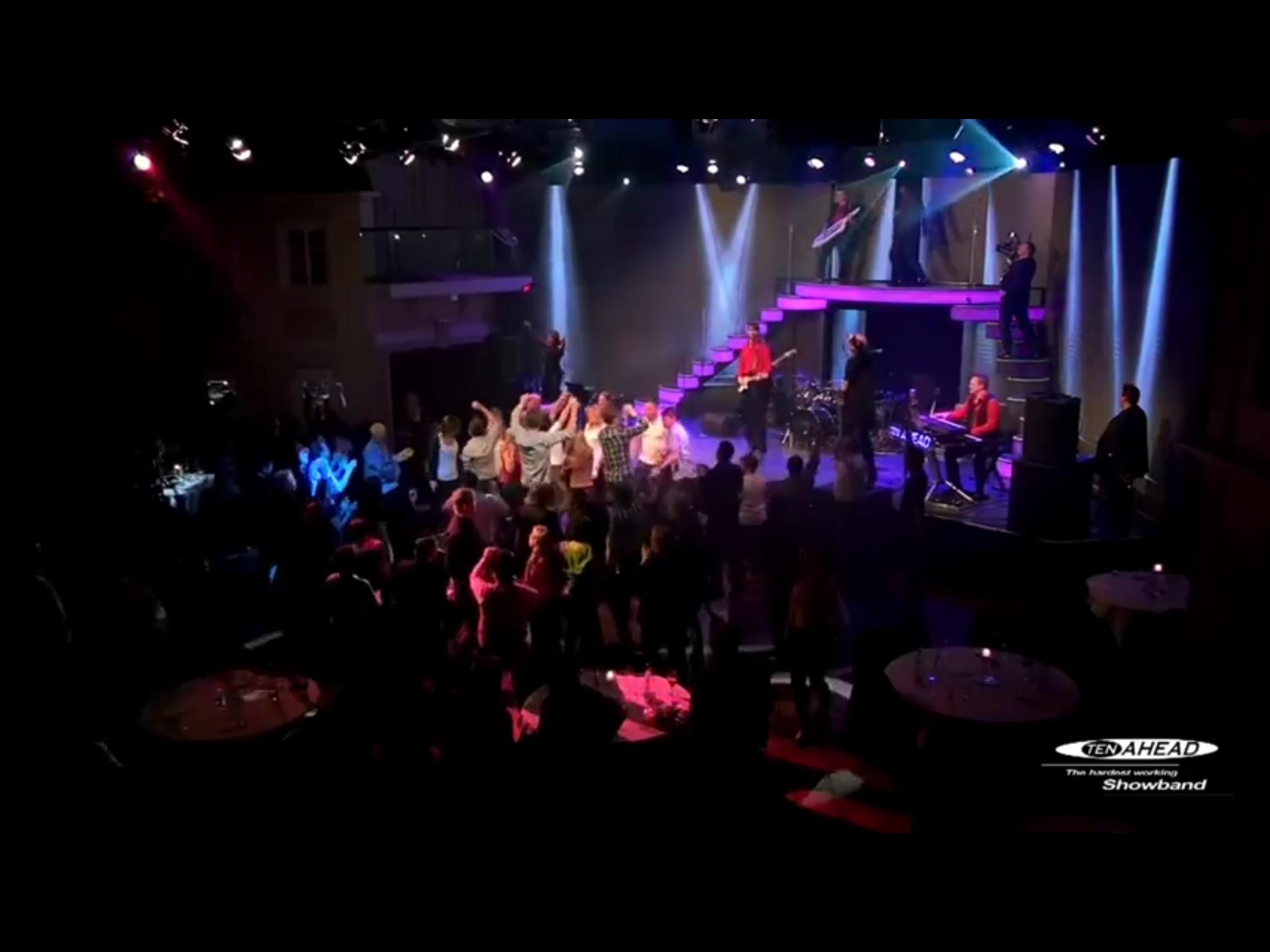 Incentive, Liveband, Coverband, Partyband, ten ahead, tenahead, Fantissima, Phantasialand, Brühl