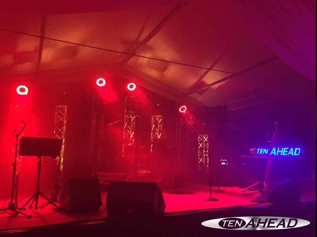 Partyband Dortmund, Coverband, Liveband, Showband, Ten Ahead