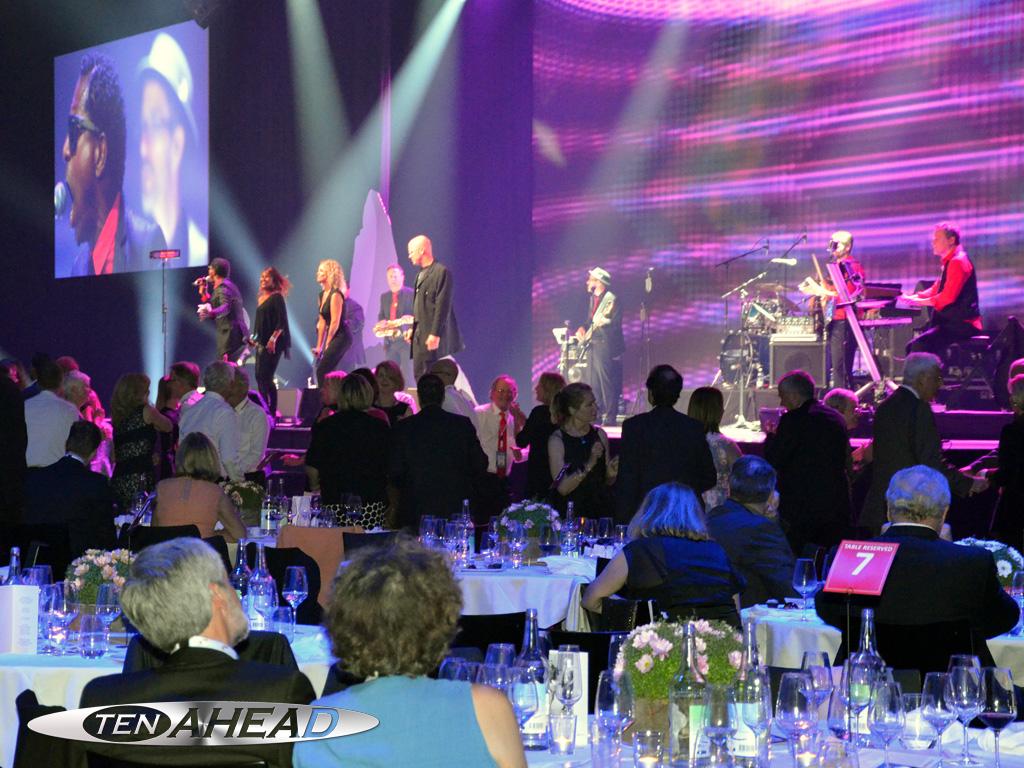 basel, congress center, ifa congress, ten ahead, liveband, partyband