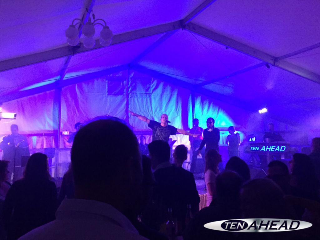 coverband frankfurt, isla, partyband, liveband, showband, ten ahead