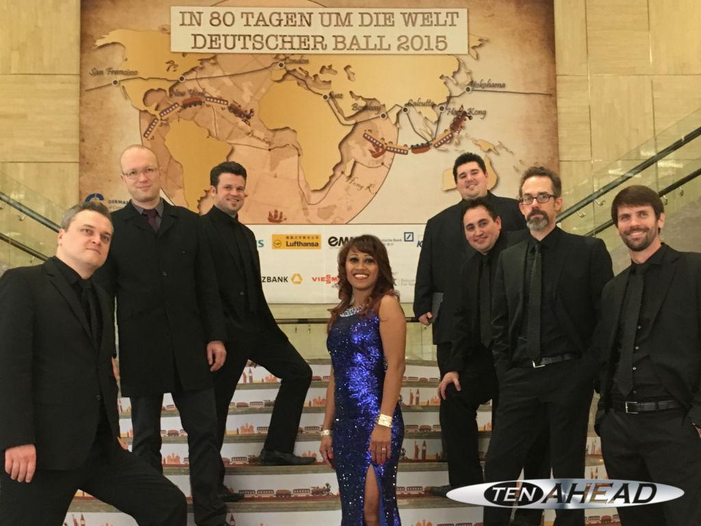 internationale Showband, Partyband, German Ball, beijing