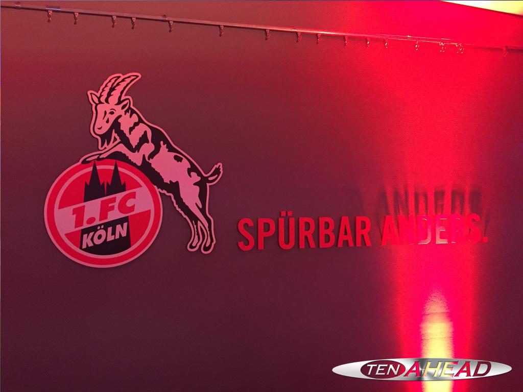Partyband Köln, RheinEnergieSTADION, Rheinenergie Stadion, 1. FC Köln, Coverband NRW, Showband, Liveband