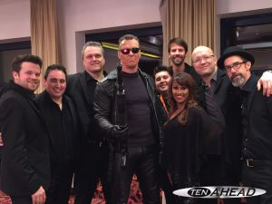 Showband Bonn Arnold Schwarzenegger / Terminator Double