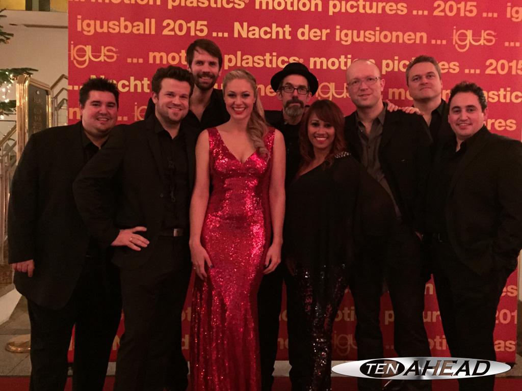 ruth moschner, Showband Bonn, Liveband Köln, Coverband NRW
