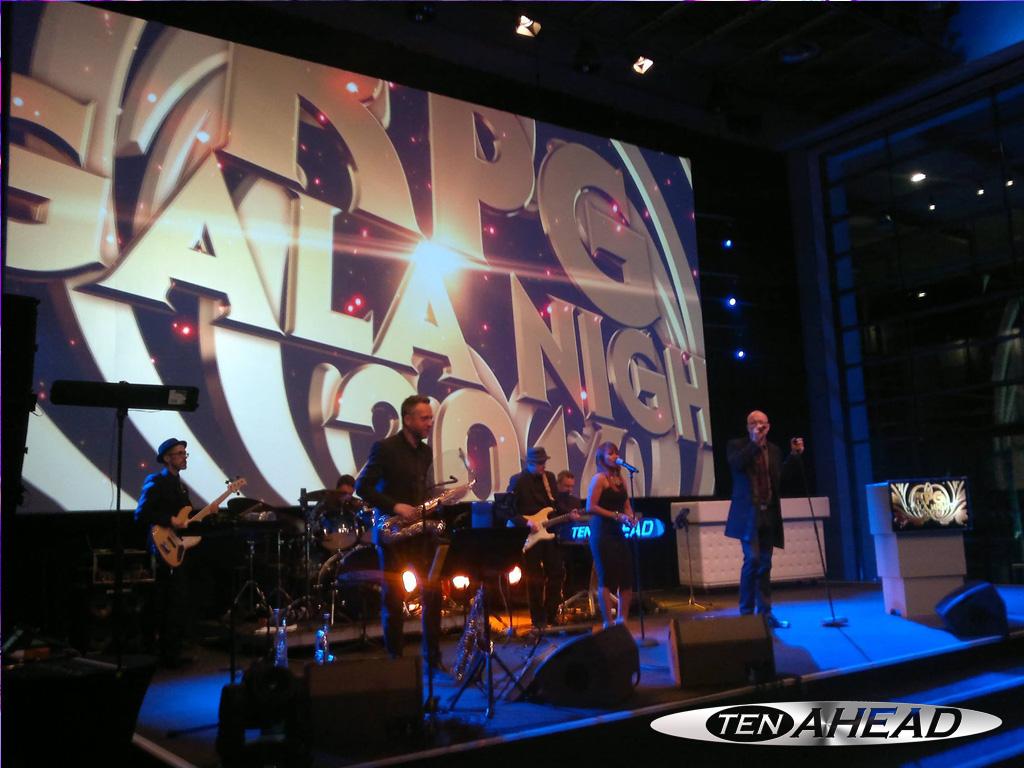 Liveband Recklinghausen, Showband Deutschland, Coverband NRW, Partyband NRW, tenahead