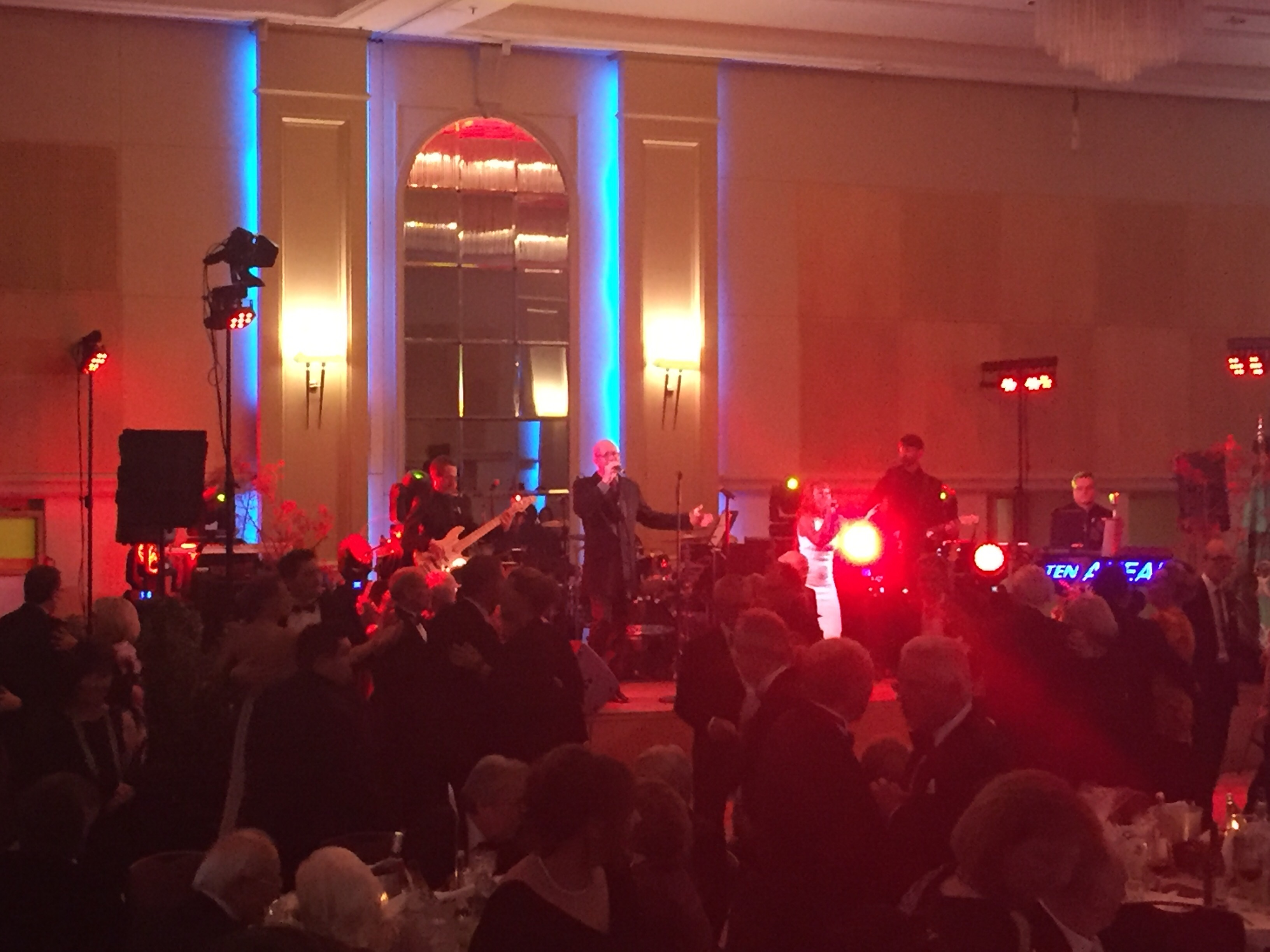 Liveband Düsseldorf, Partyband Köln, Showband NRW, Hilton Hotel