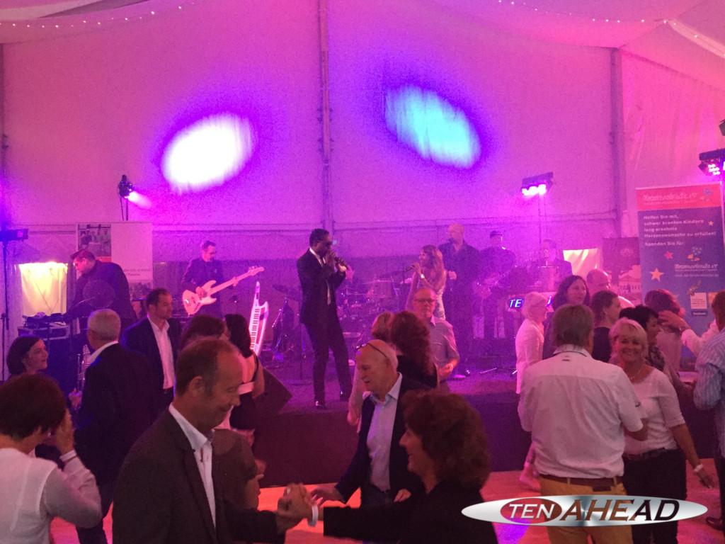 Liveband Osnabrück, Partyband Köln, Showband NRW, Top40, players party