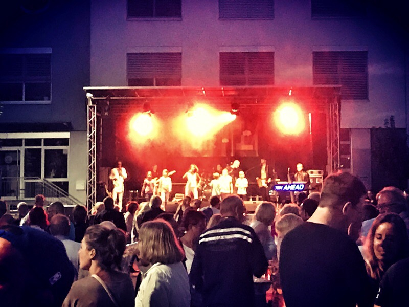 Sommerfest Edeka Koblenz