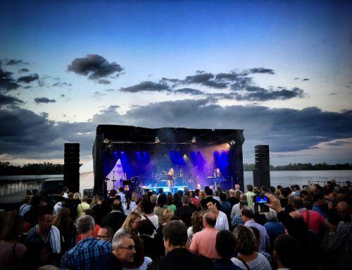 Open-Air Konzert im Seepark Zülpich mit 900 Fans