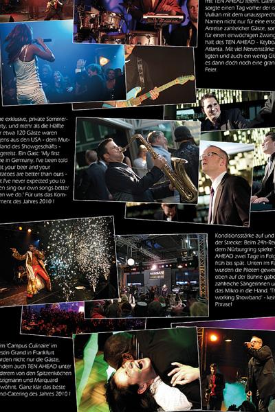 Best of 2010 der Liveband Köln Ten Ahead - Showband, Coverband, PartybandBest of 2015 der Liveband Köln Ten Ahead - Showband, Coverband, Partyband, Download