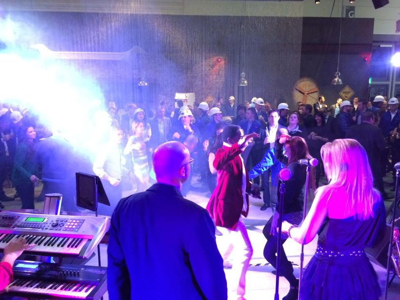 Ten Ahead, tenahead, Liveband Messeparty, Coverband, Galaband, Partyband, Köln, NRW