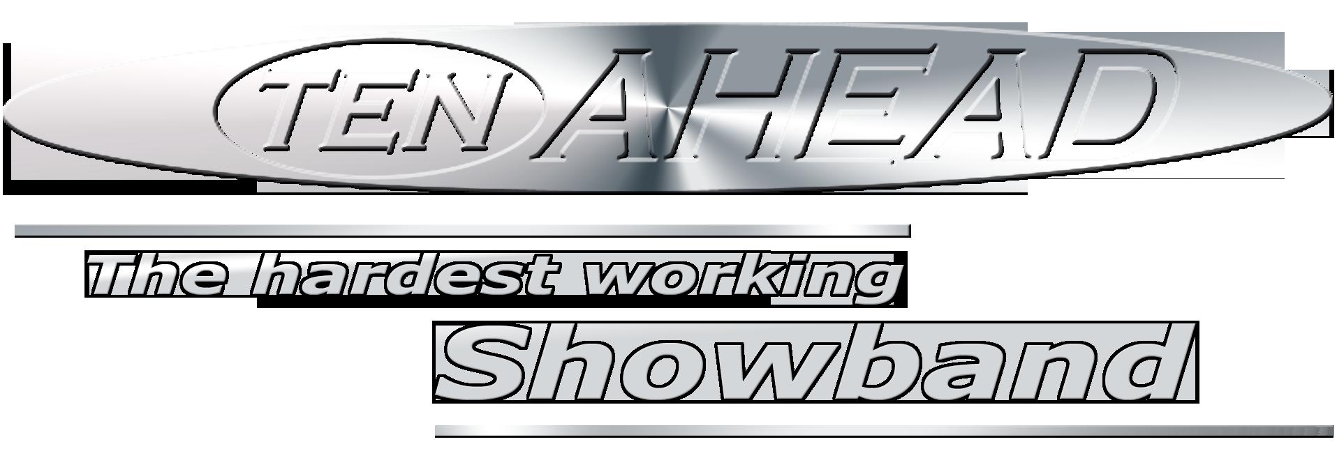 Logo der Liveband Köln Ten Ahead - Showband, Coverband, Partyband, Download